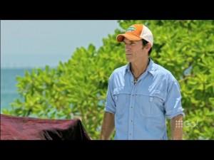 Jeff brings back the orange cap. Hooray!