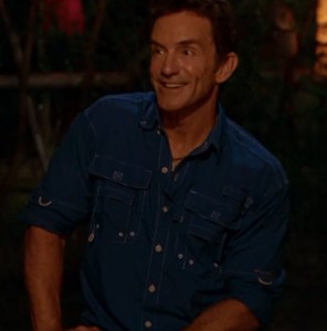 Probst is delighted the doc is being such a tool.