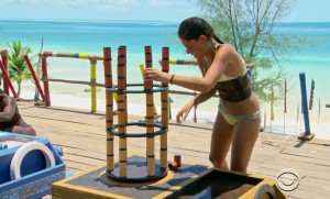 She won the memory challenge previously, so will this be No. 2 for Mich?