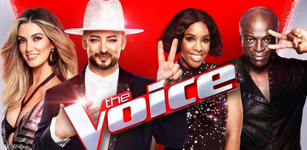 The Voice starts in a few weeks