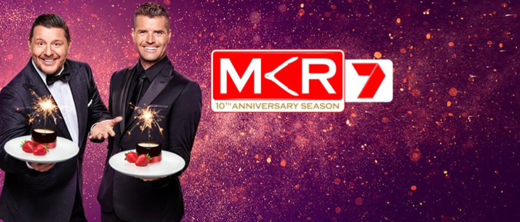 MKR grand finale starts at 8pm