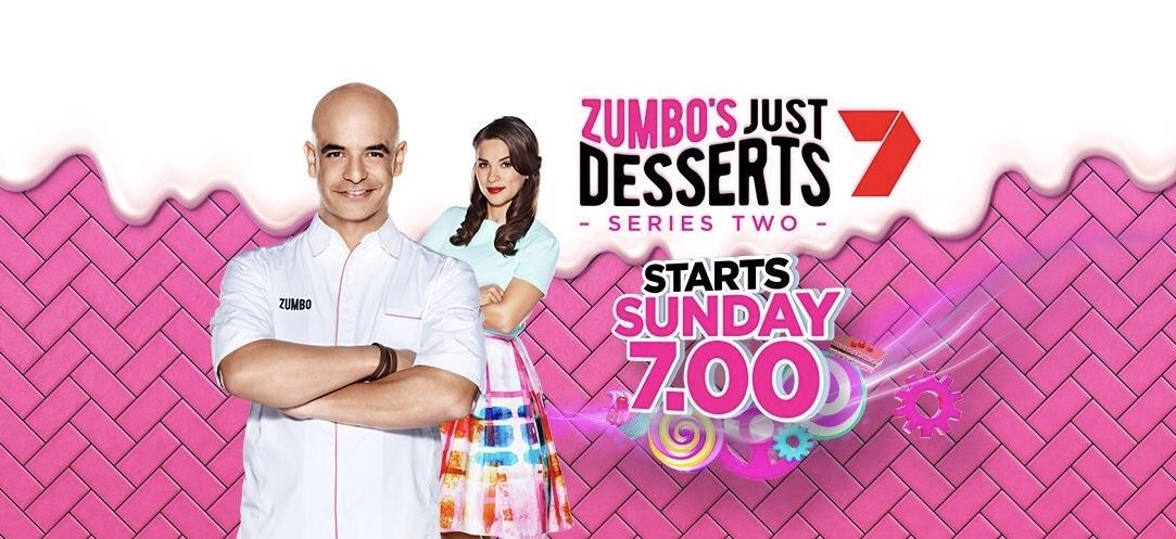Just Desserts premiere