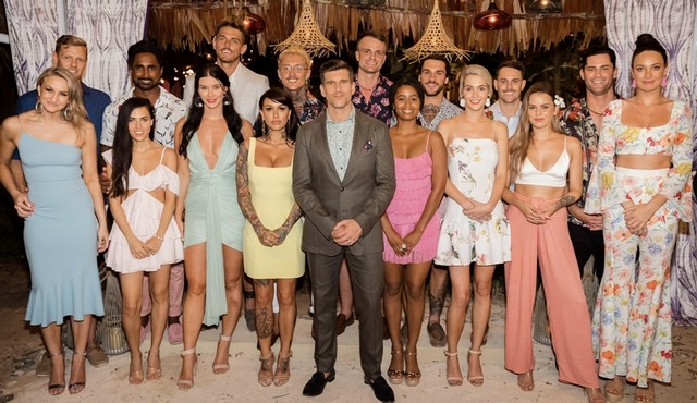 Bachelor in Paradise has a new timeslot