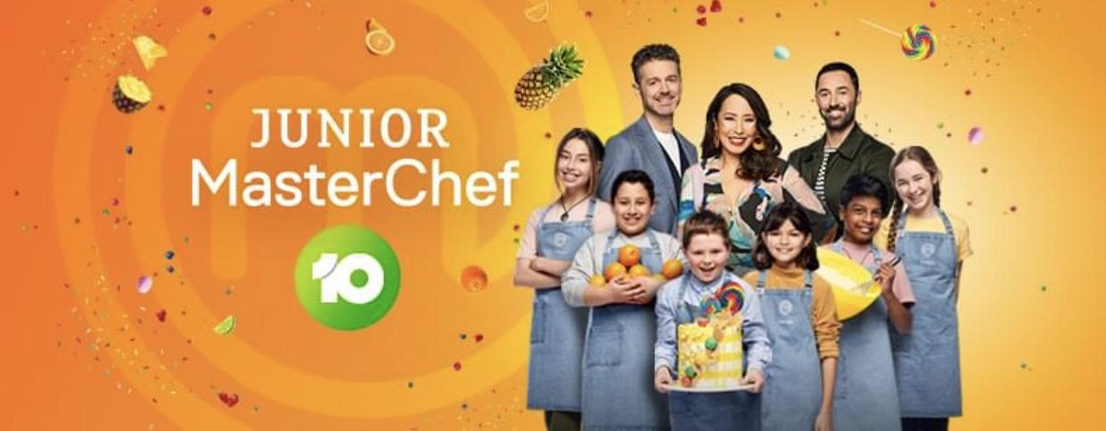 Junior MasterChef promo