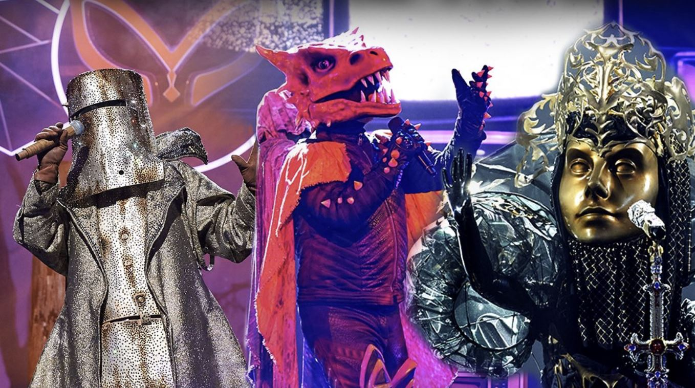 Masked Singer grand finale airs Mon